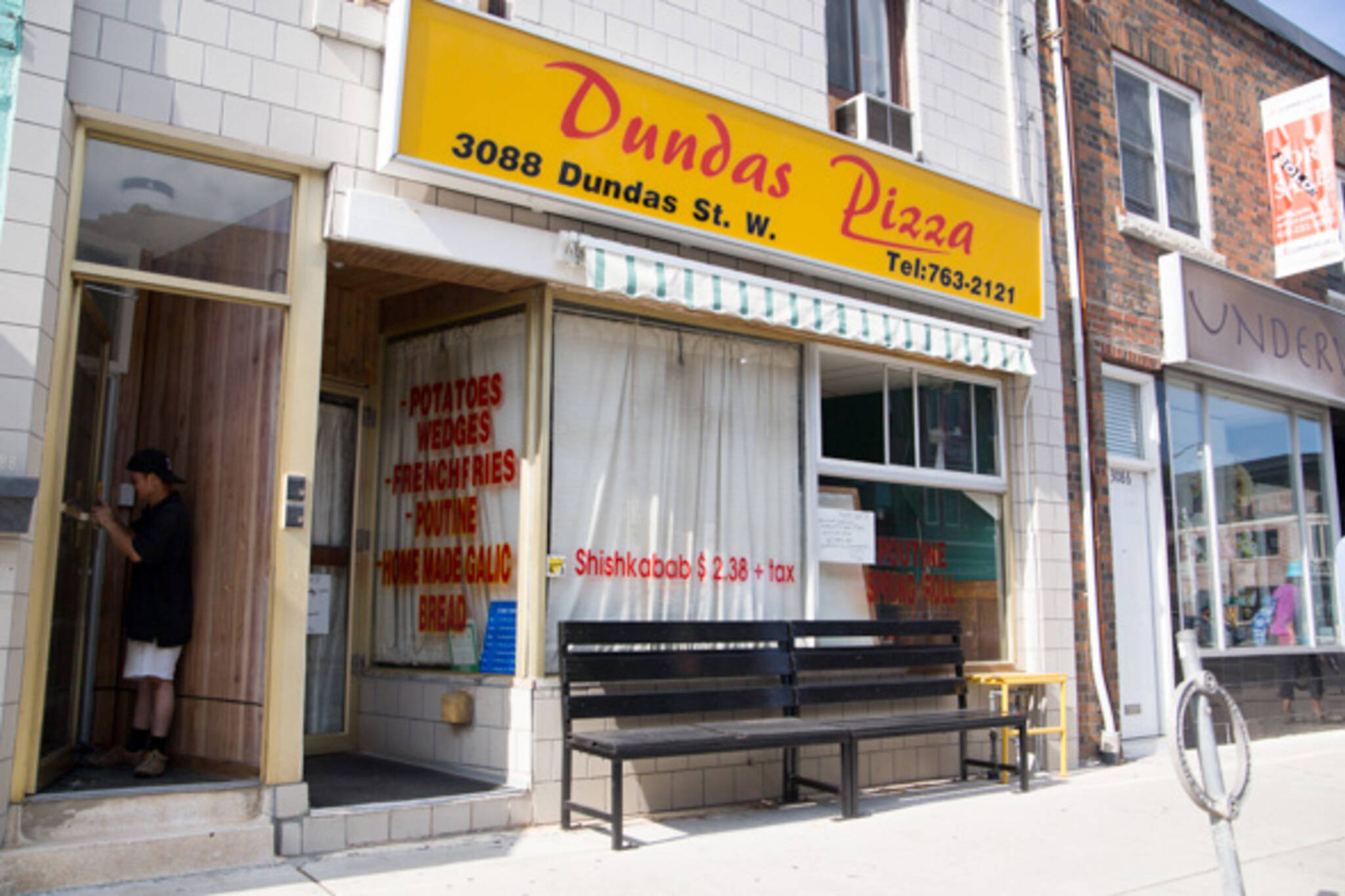 Dundas Pizza Toronto