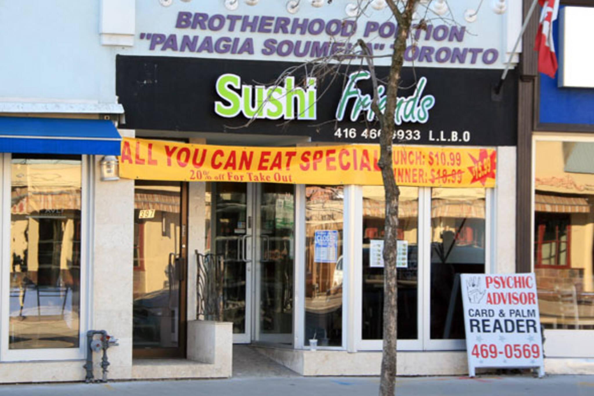 Sushi Friends Toronto