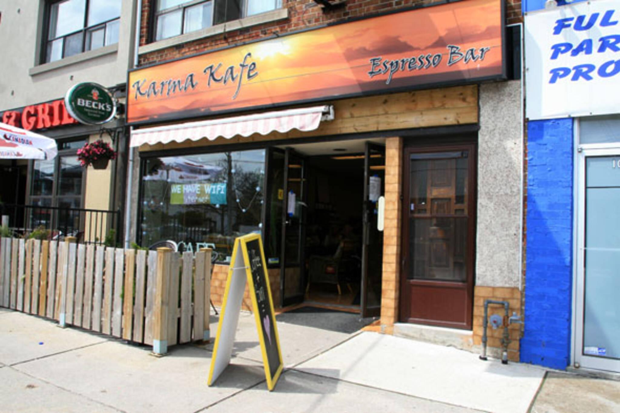Karma Kafe Toronto