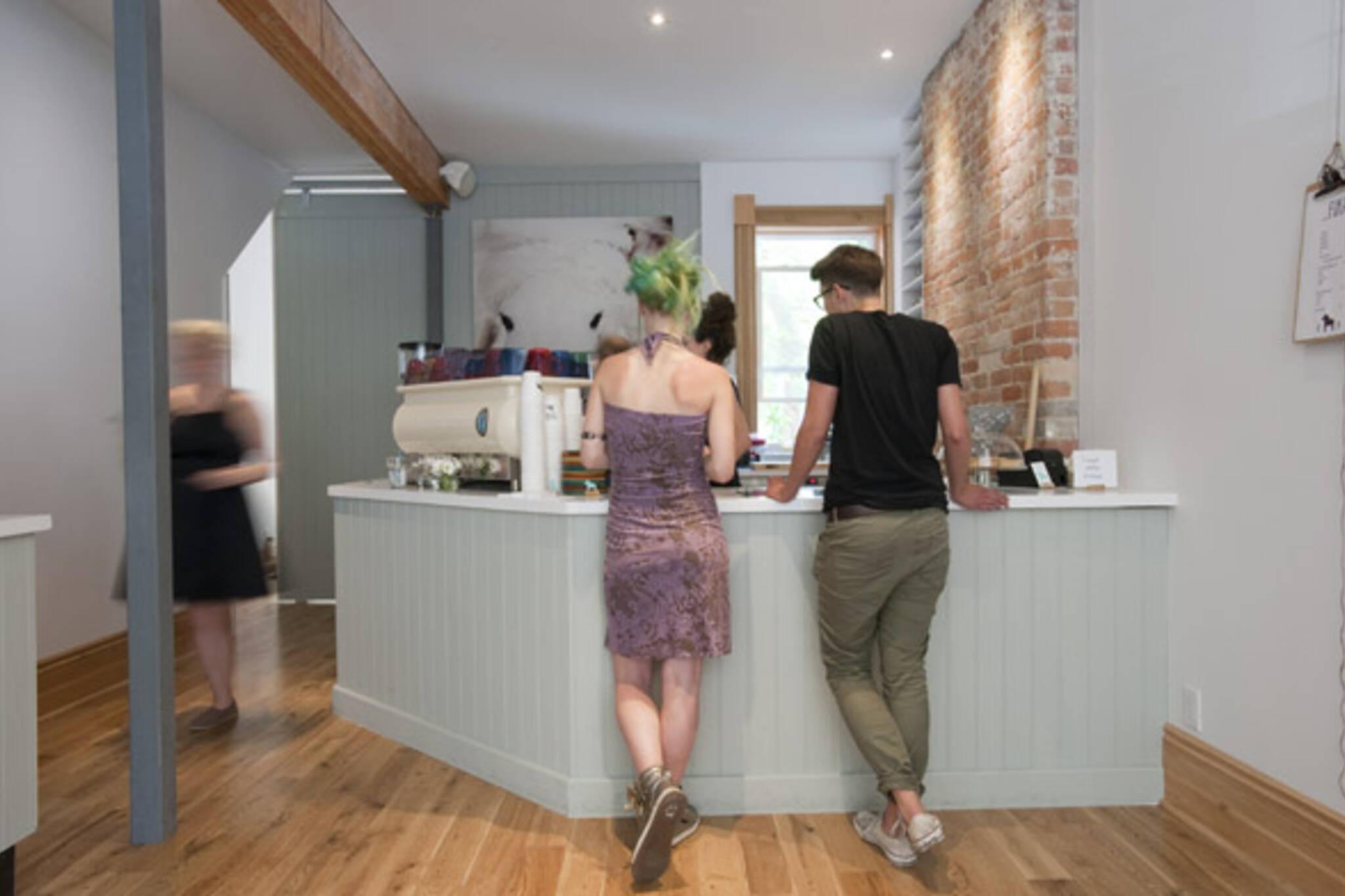 Fika Cafe Toronto