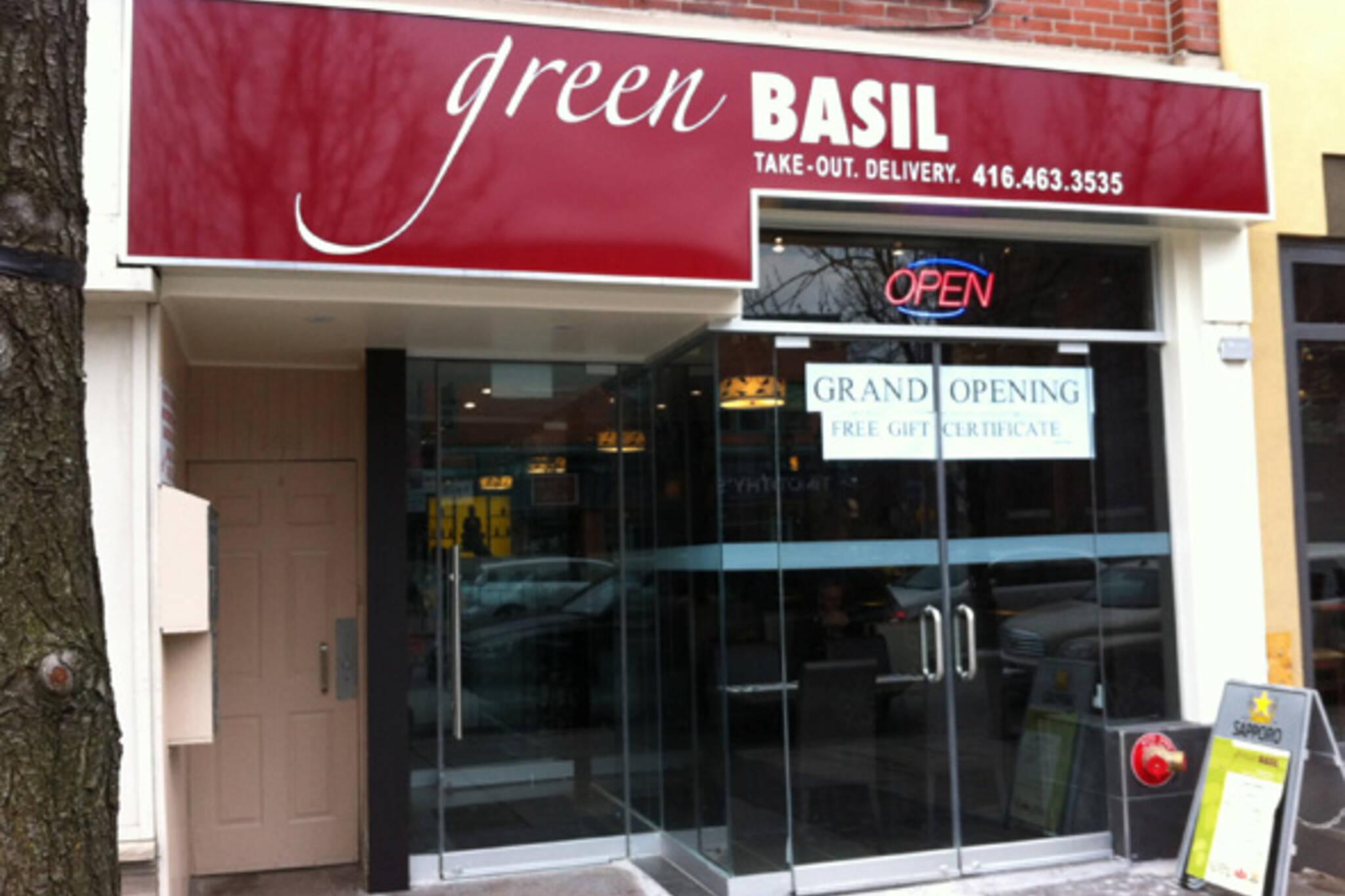 Green Basil Danforth