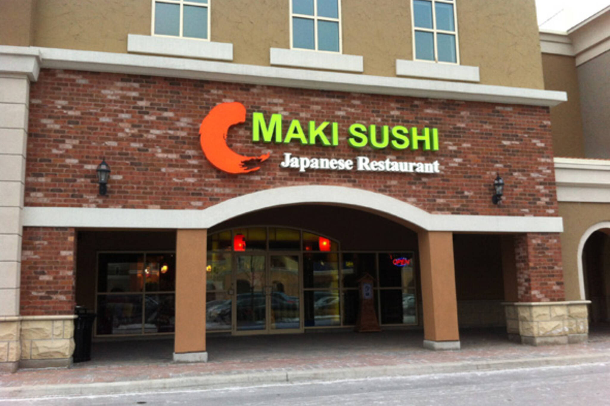 Maki Sushi Laird