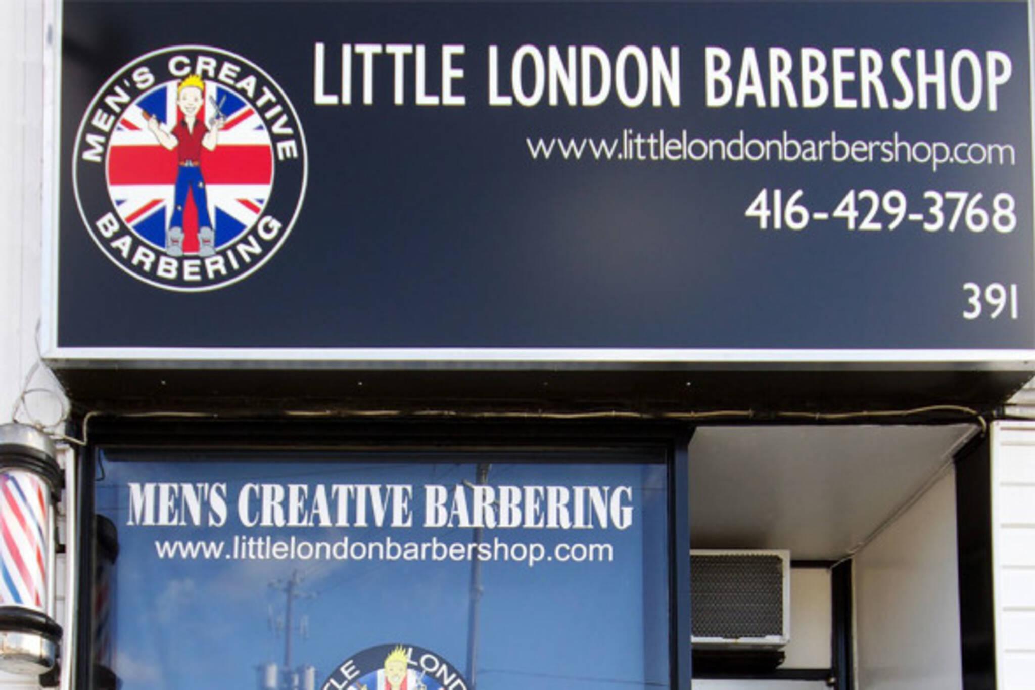 little london barber shop