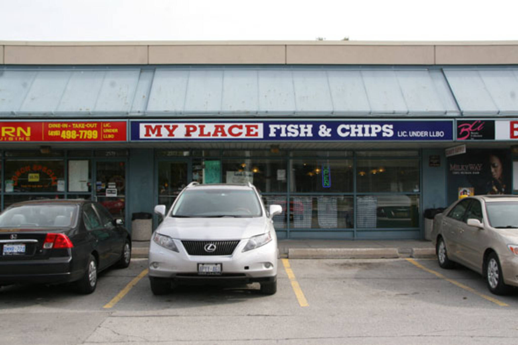 My Place Fish and Chips Toronto
