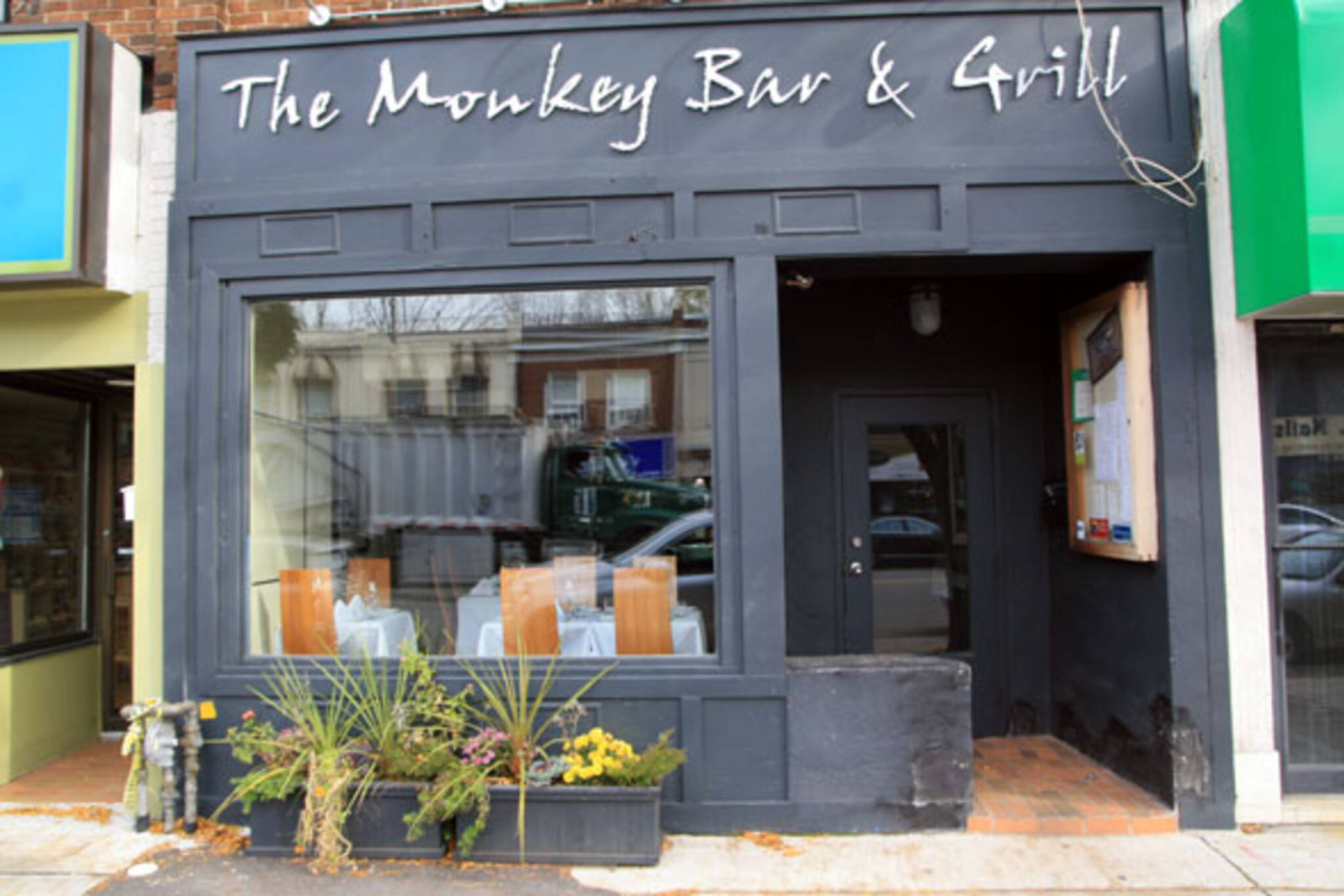 Monkey Bar and Grill