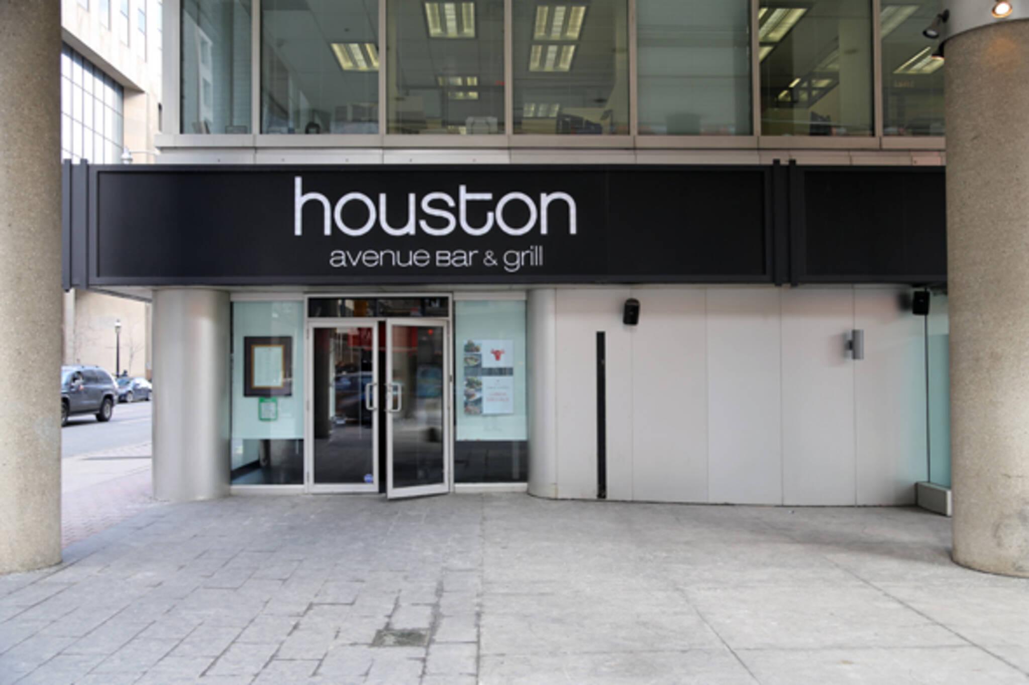 Houston Toronto