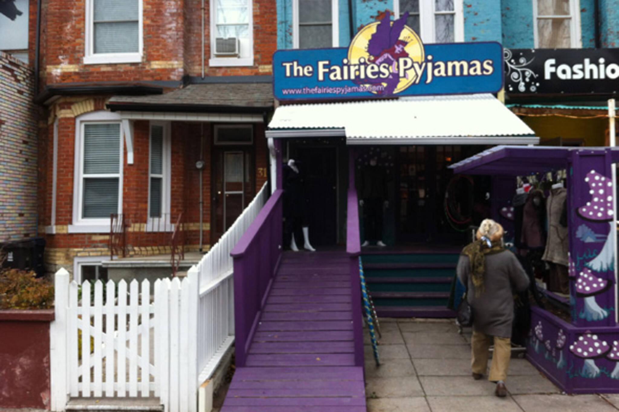 Toronto Fairies Pajamas