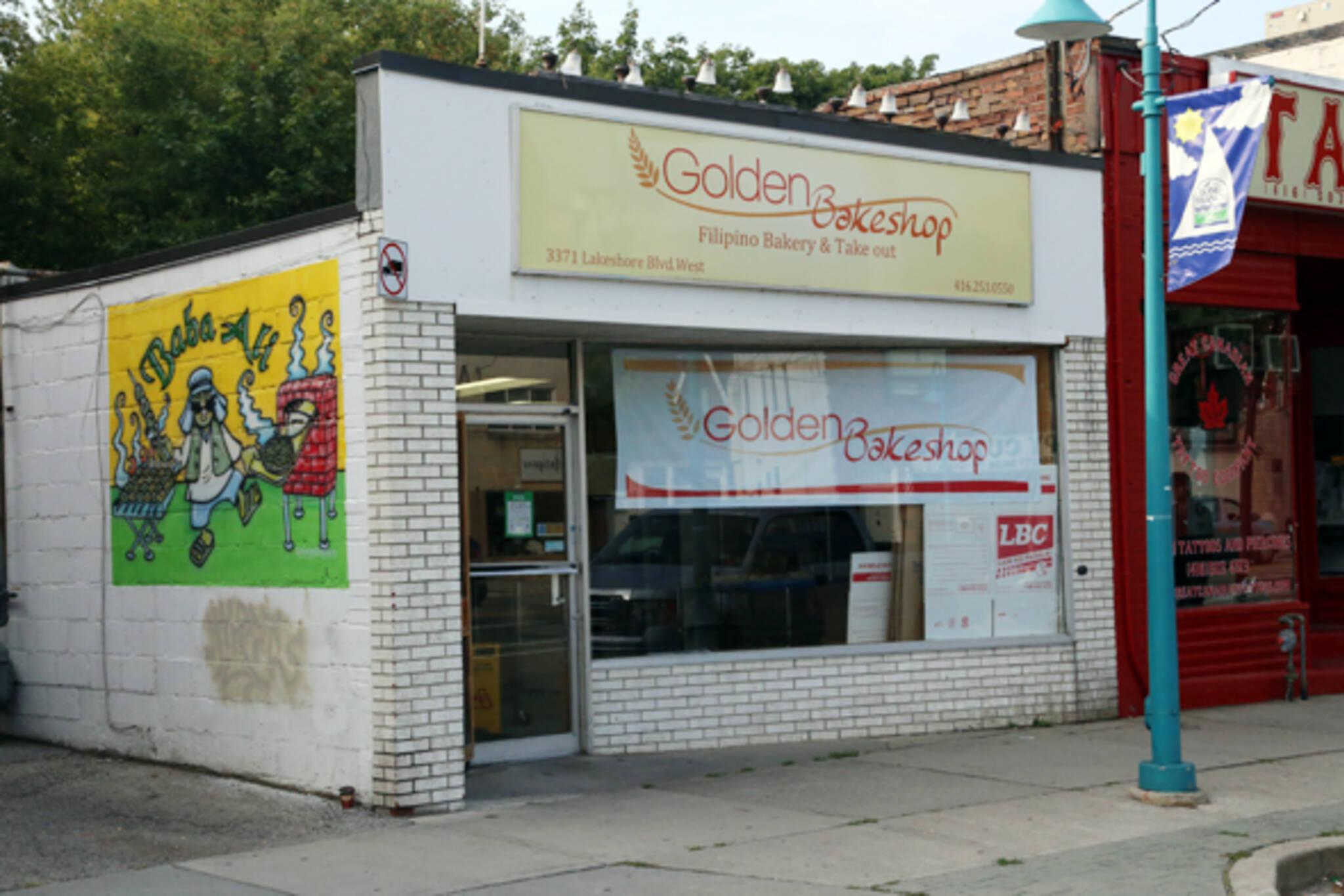 Golden Bakeshop