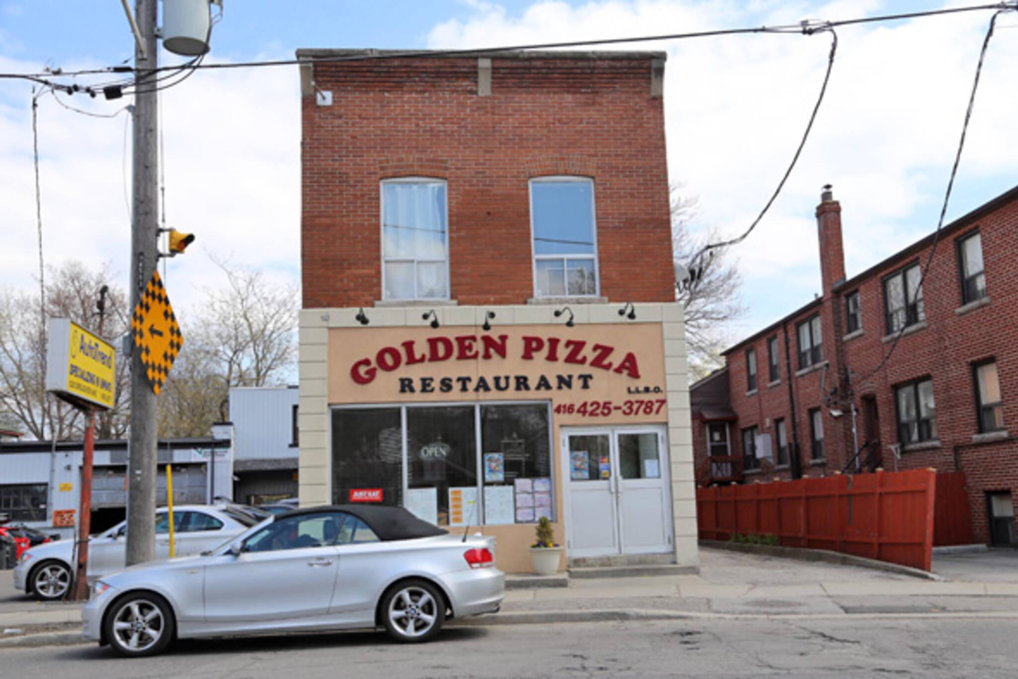 golden pizza broadview