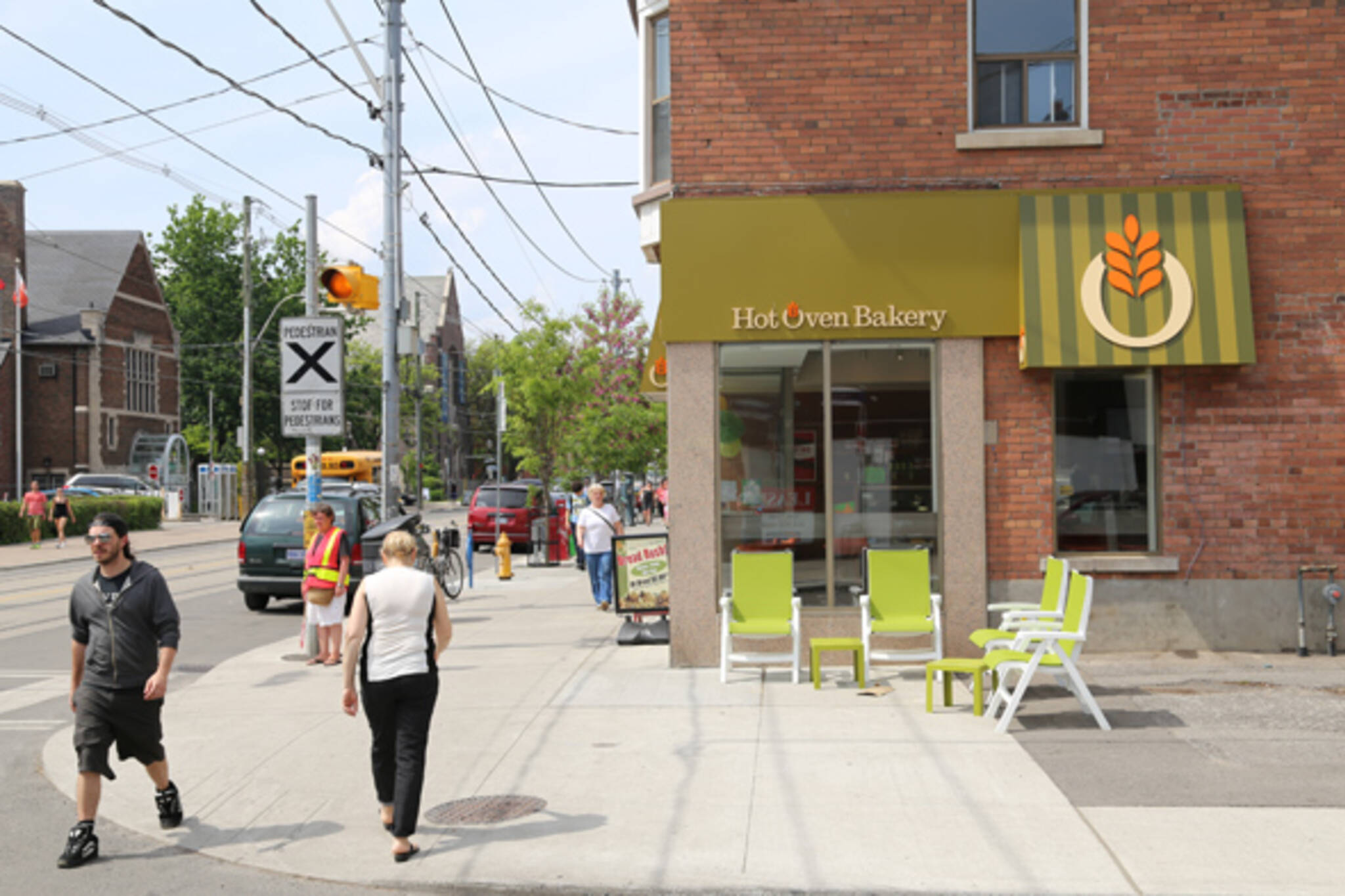 Hot Oven Bakery Roncesvalles