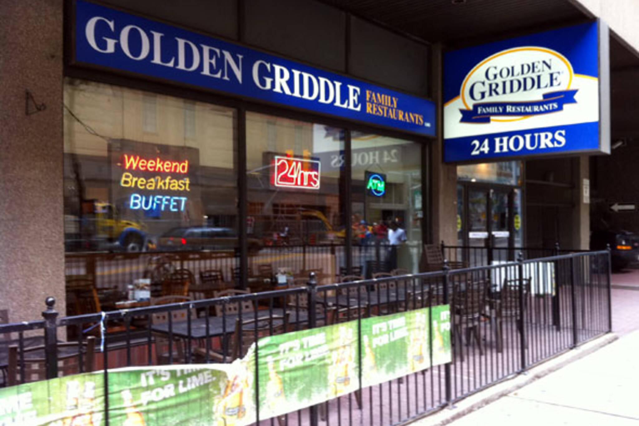 Golden Griddle 24 Hrs Toronto