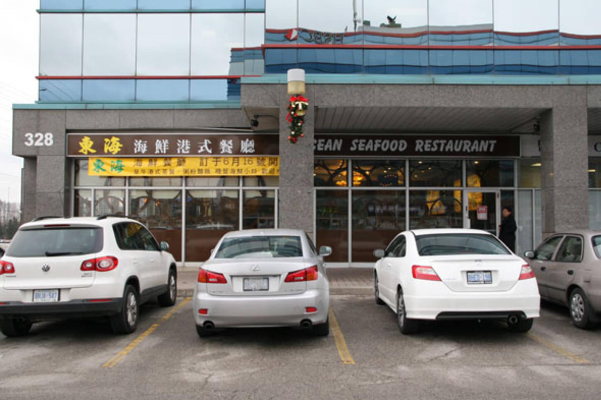 Ocean Seafood Restaurant Richmond Hill