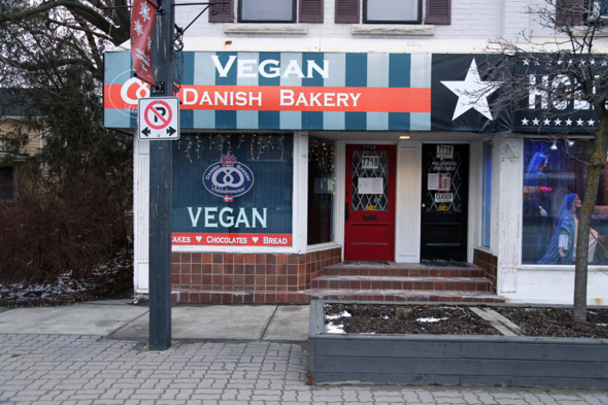 Vegan Danish Bakery
