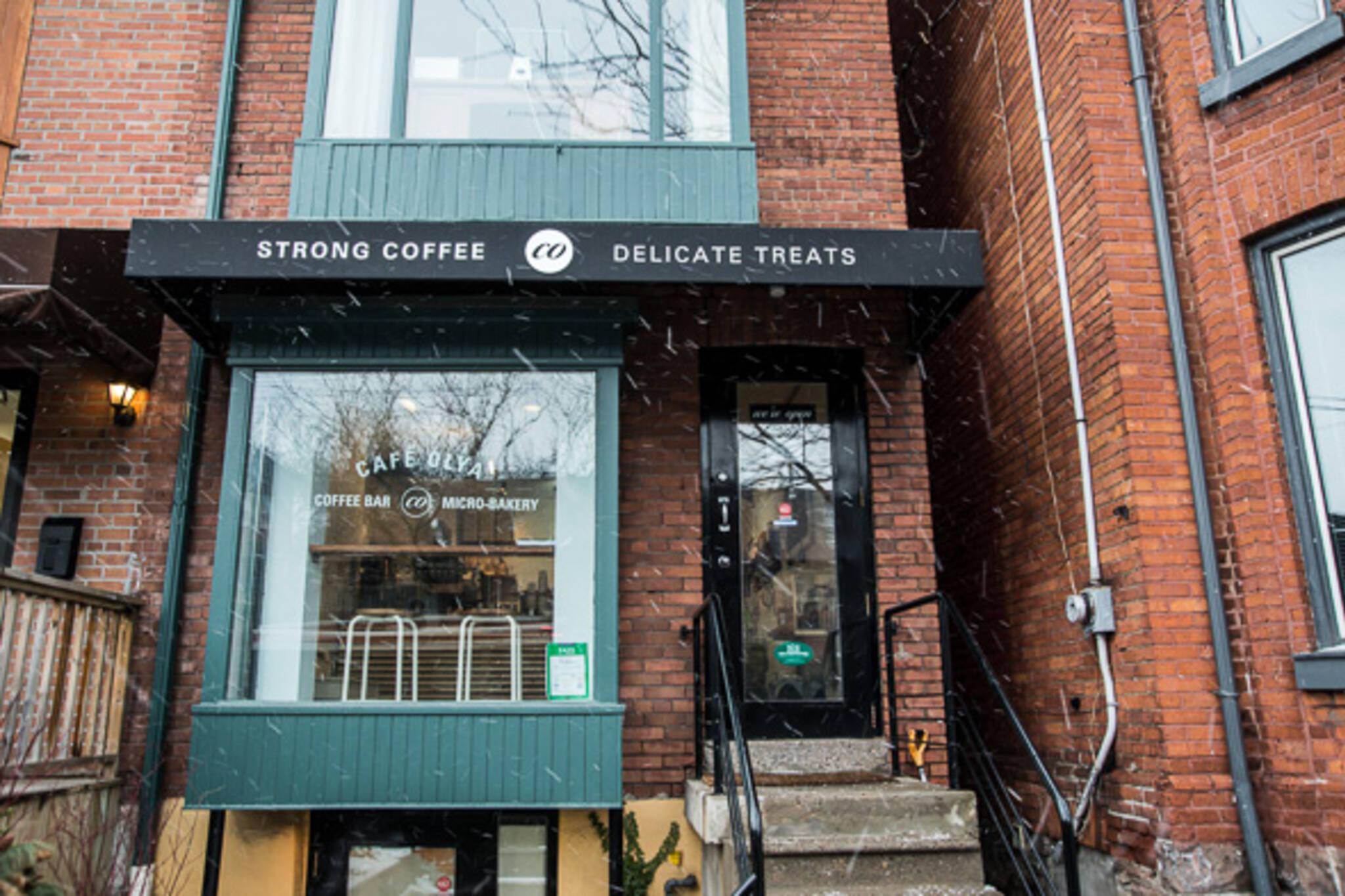Cafe Olya Toronto