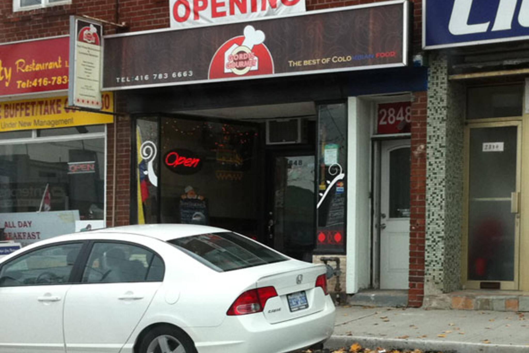 Gordis Gourmet Toronto