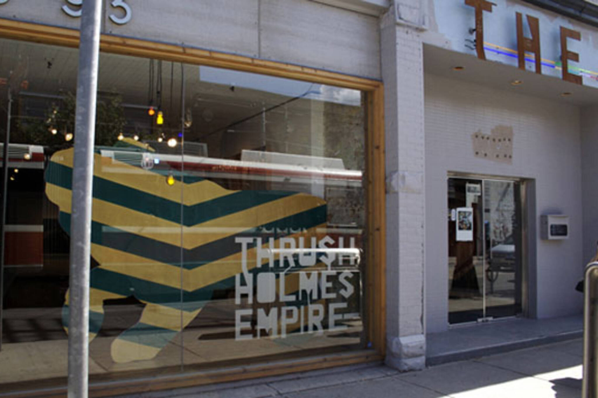 Thrush Holmes