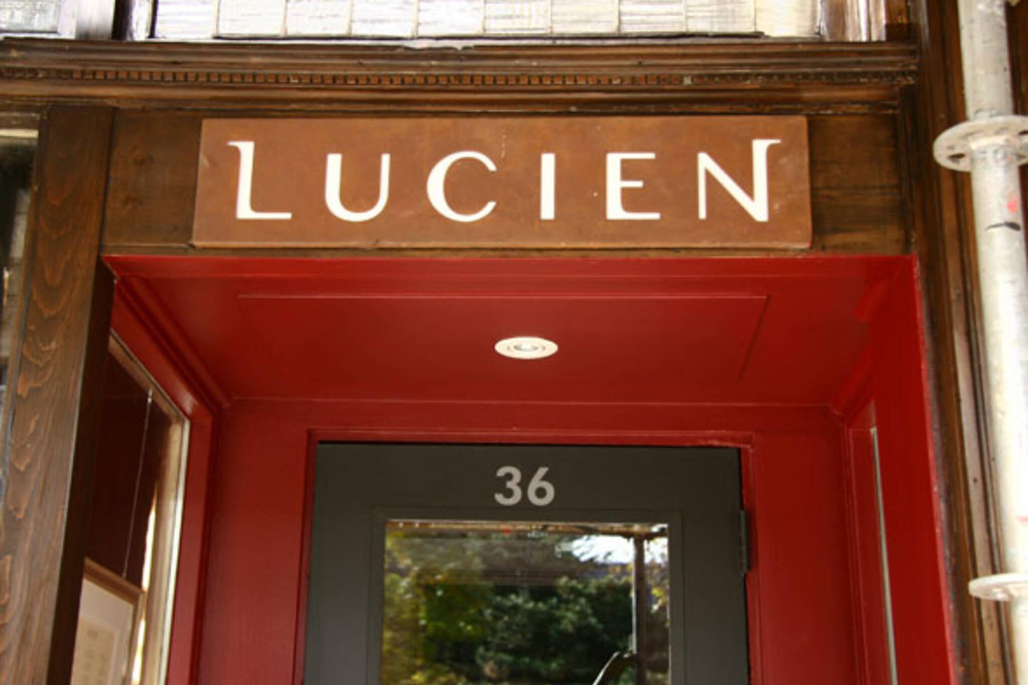 Lucien Restaurant