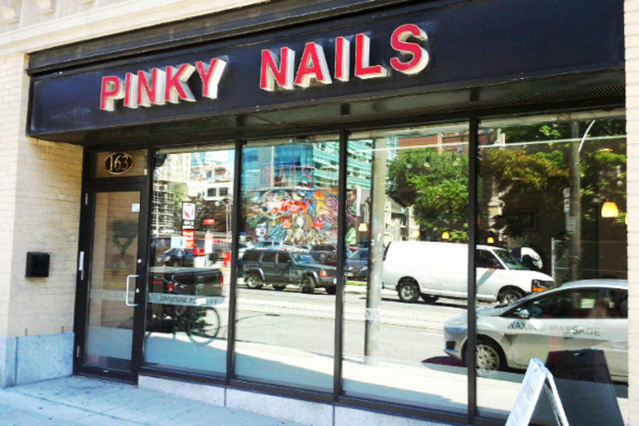 pinky nails toronto
