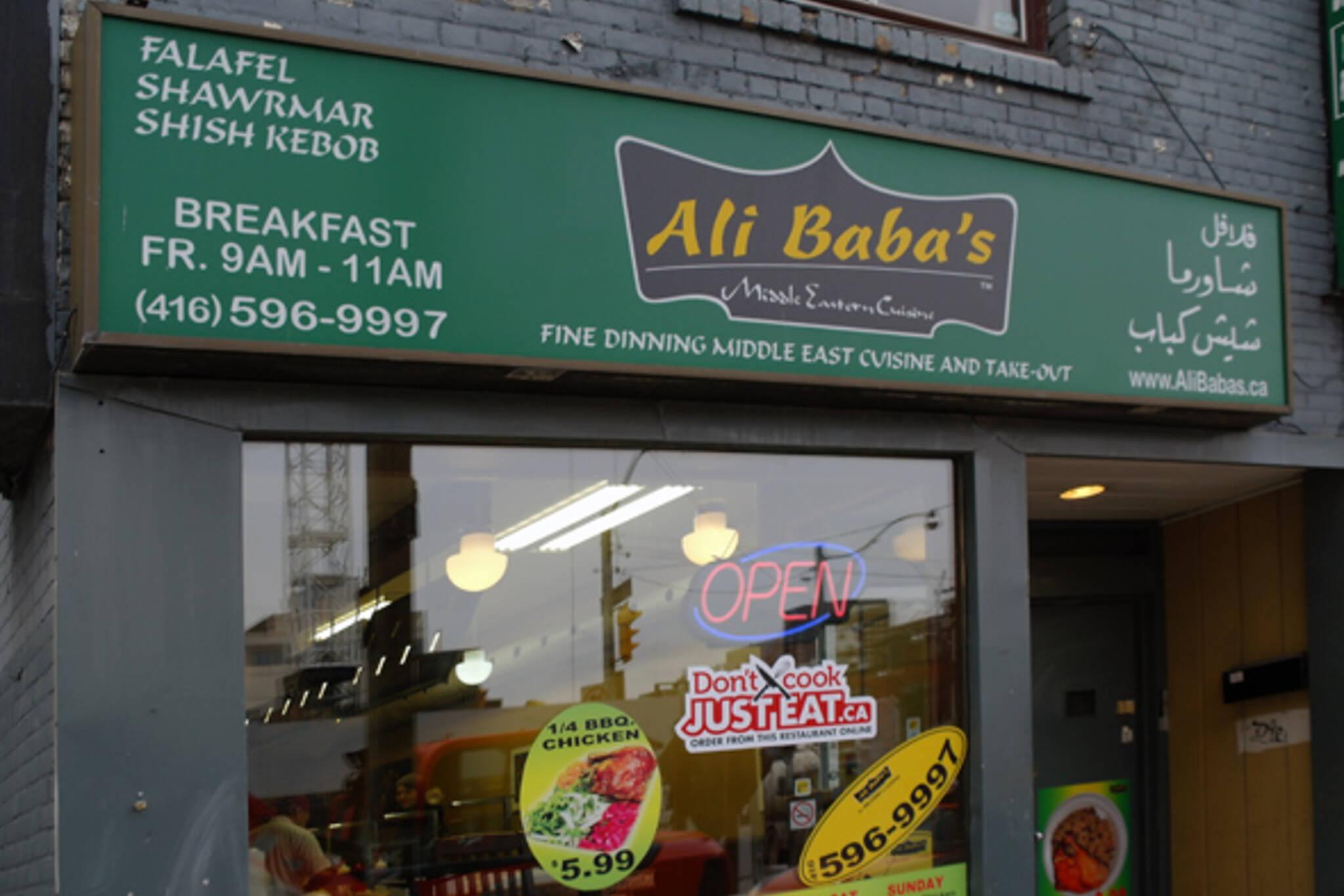 Ali Baba Toronto