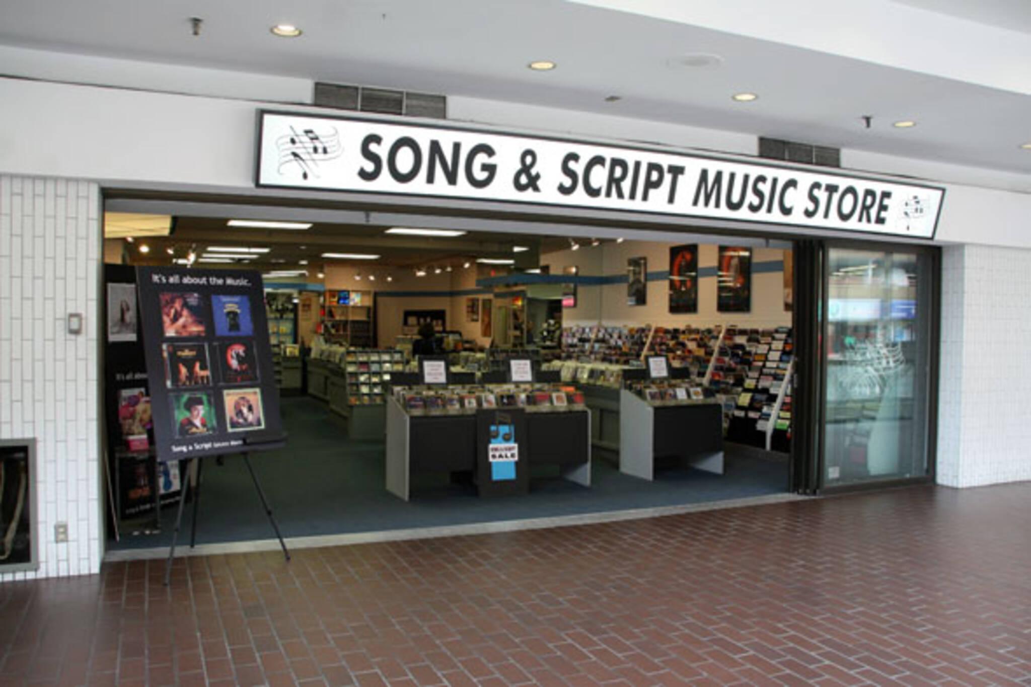 Song Script Music Store