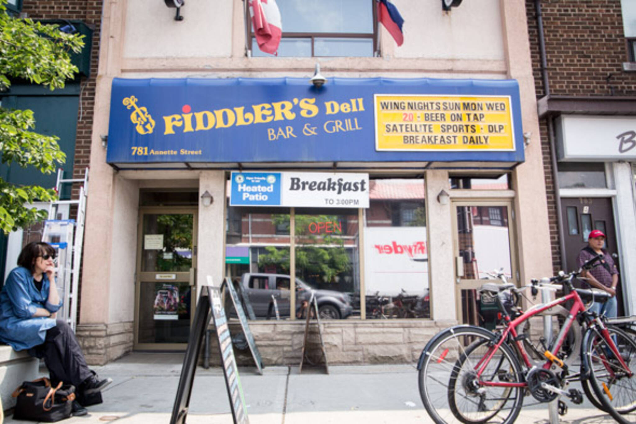 Fiddler's Dell Bar and Grill Toronto