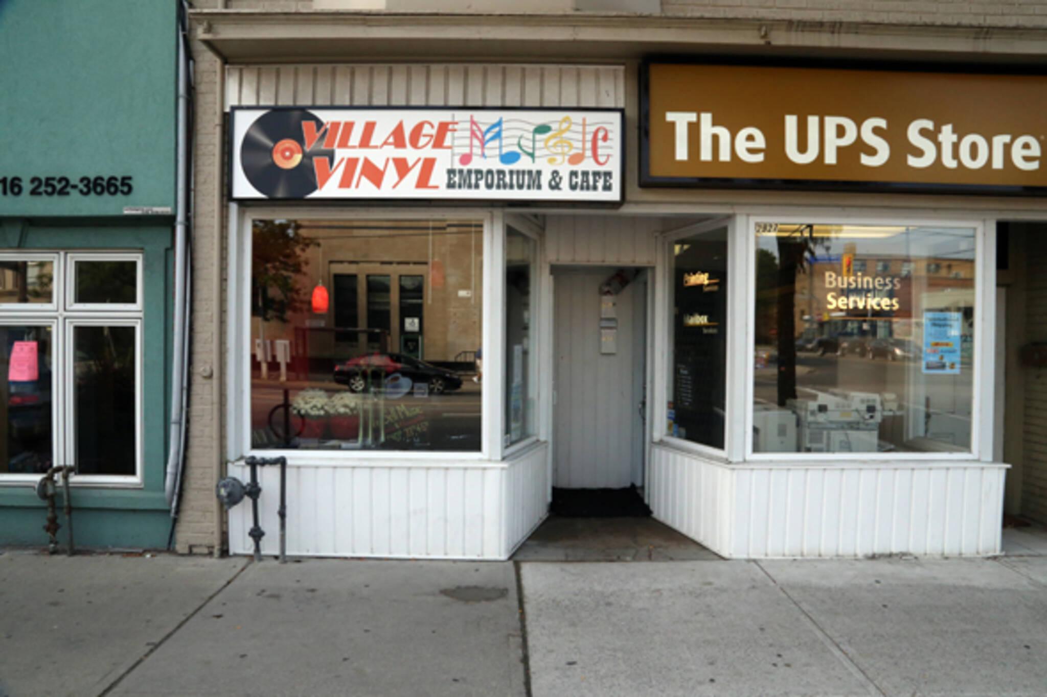 Village Vinyl Toronto