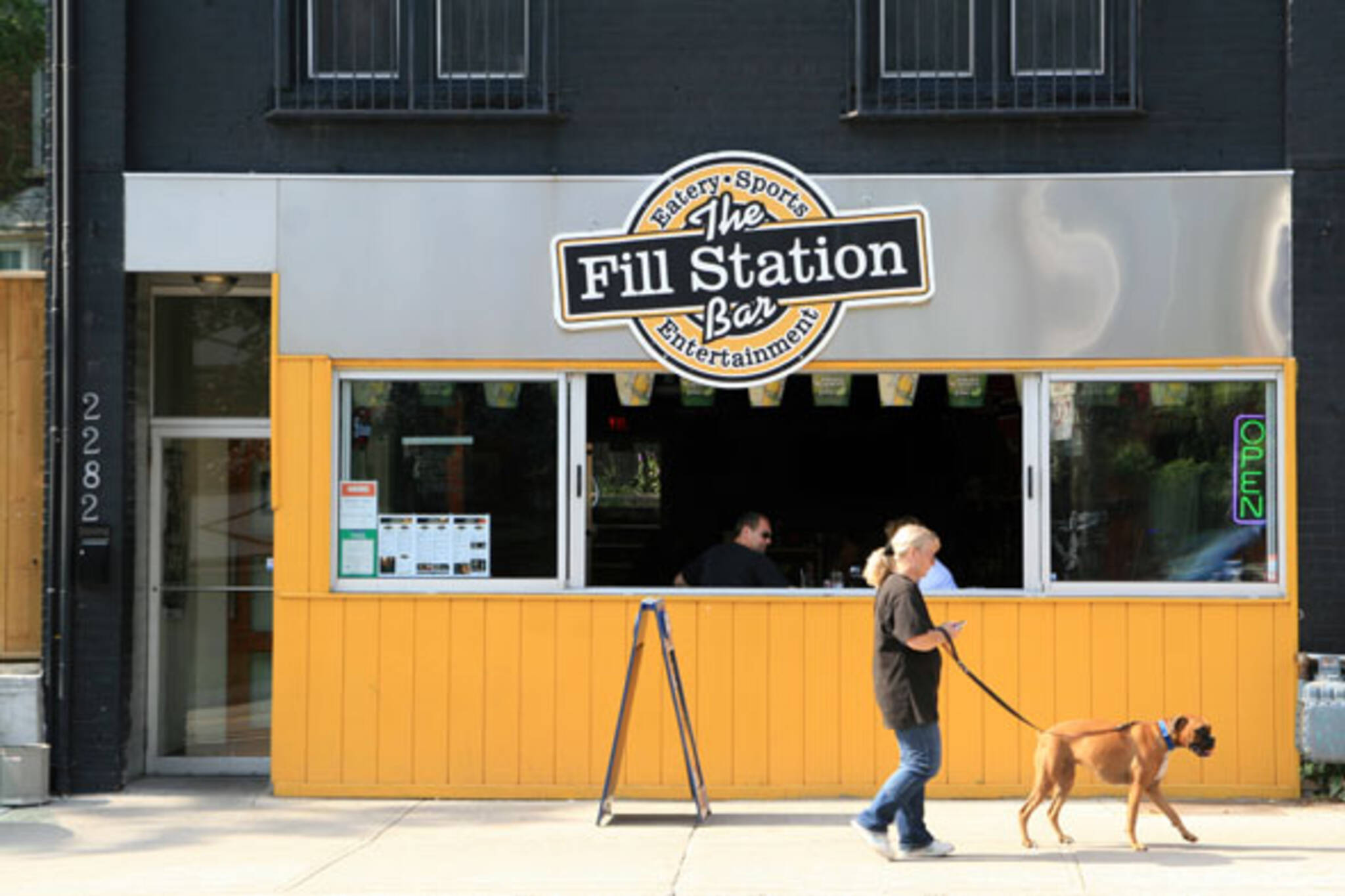 The Fill Station