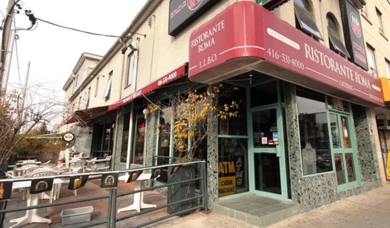 Restaurants Near  Bloor St West