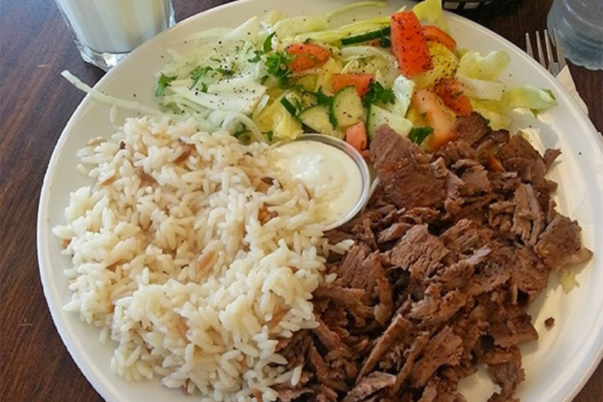 Shirin Kebab