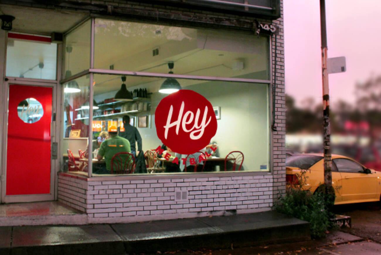 Hey Meatball Restaurant Toronto