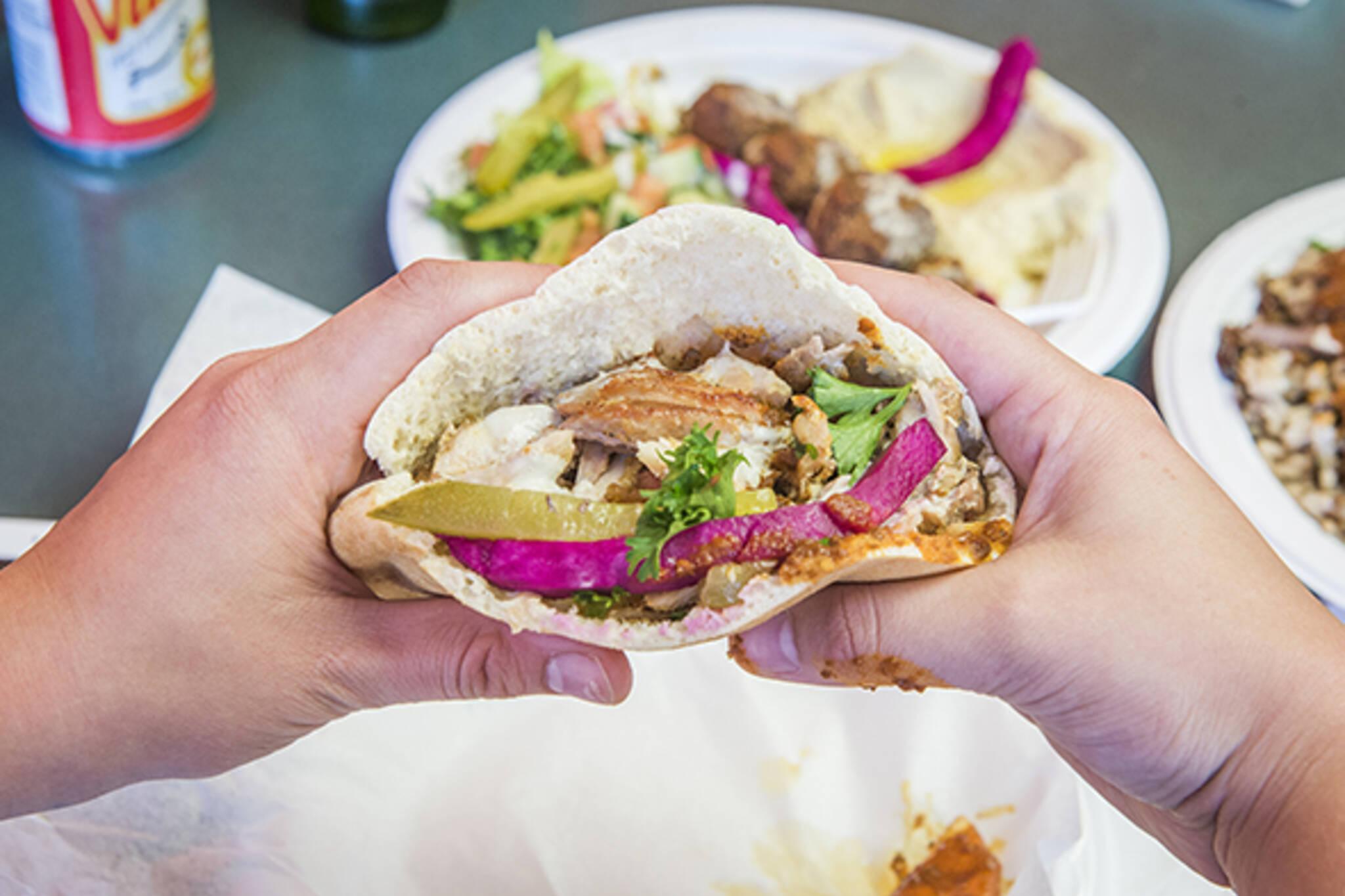 Shawarma Empire Toronto
