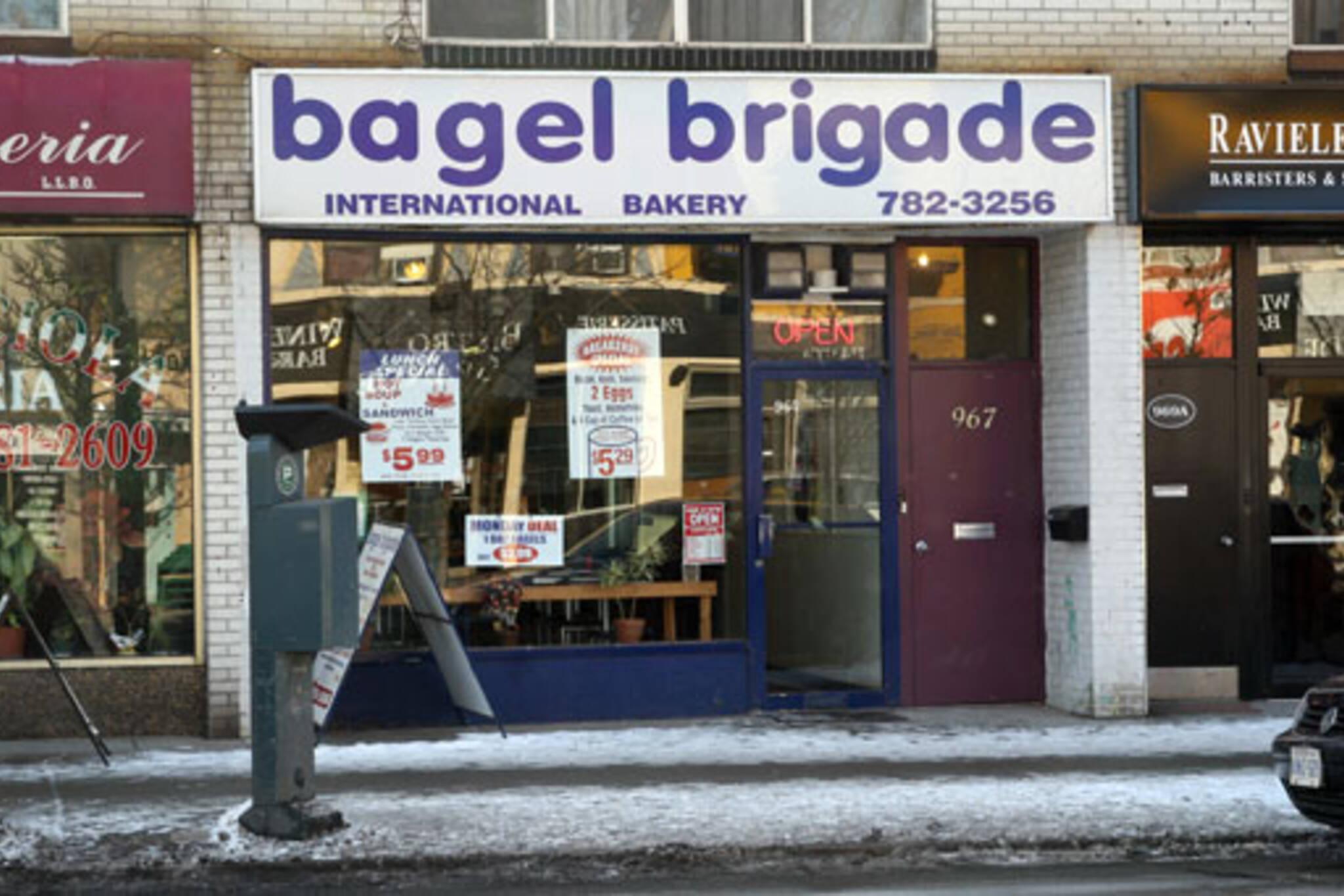Bagel Brigade
