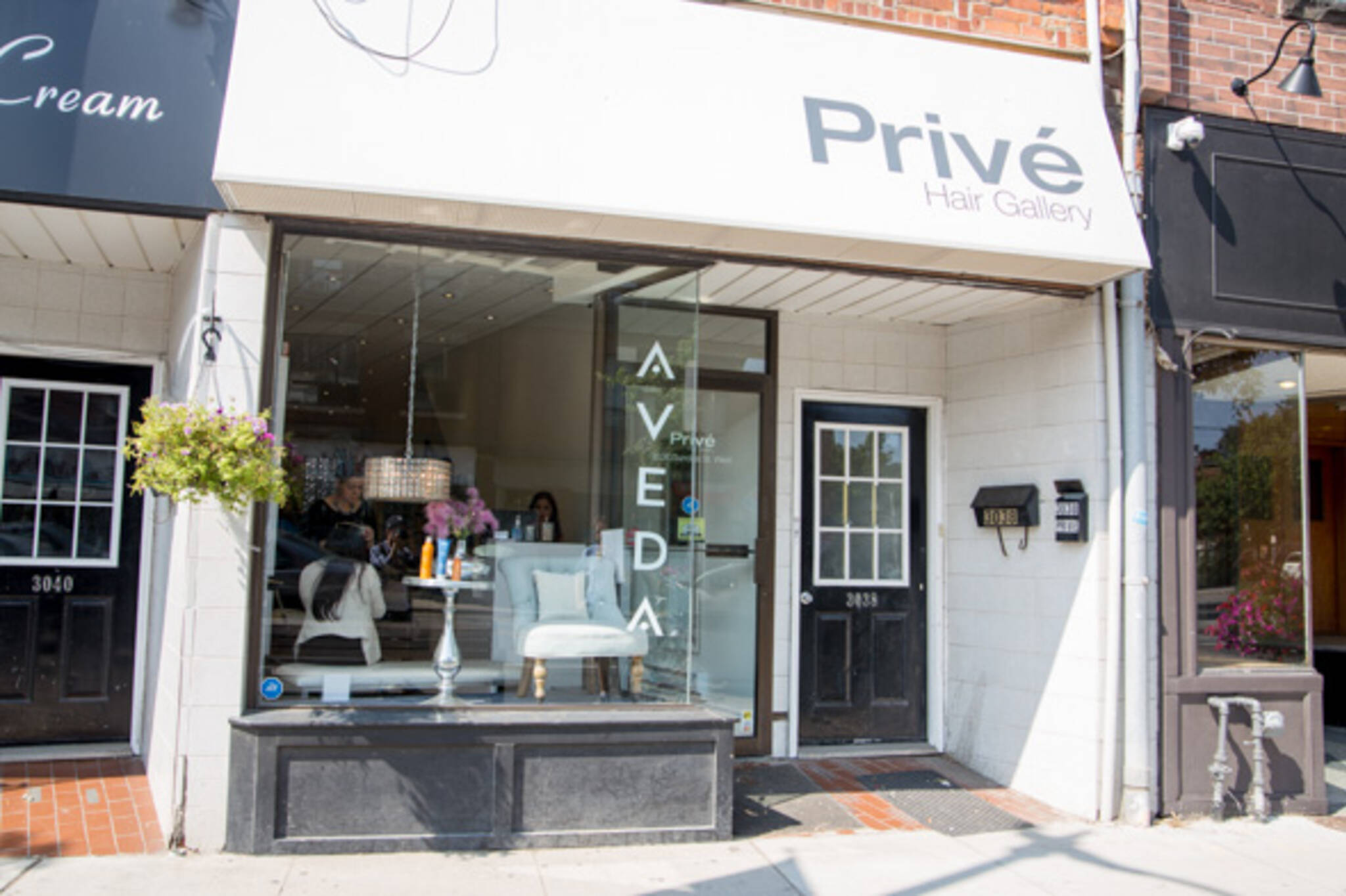 Prive Hair Gallery Toronto