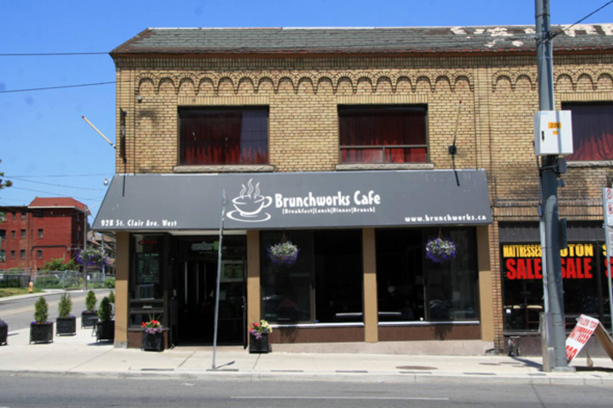Brunchworks Cafe