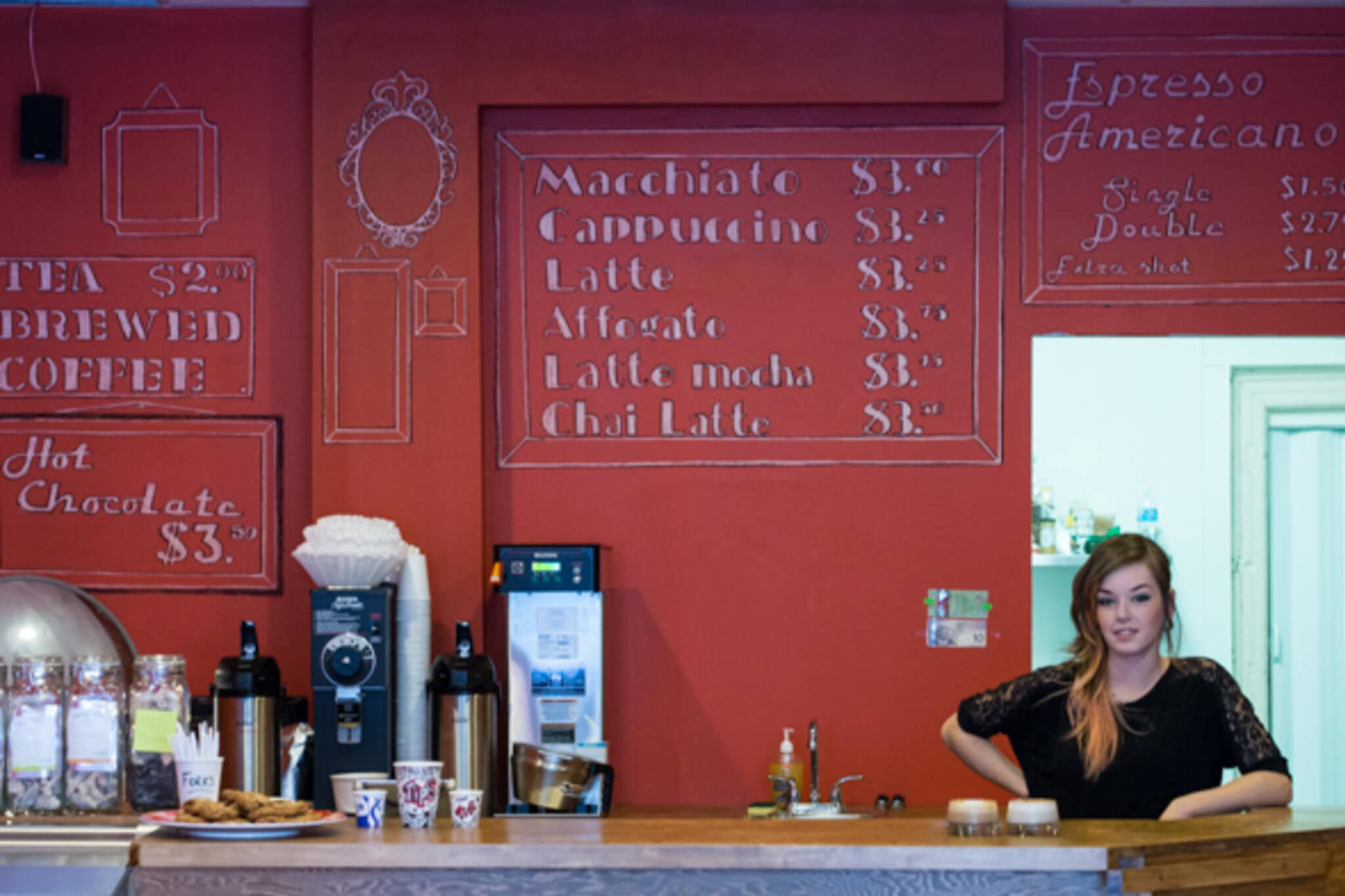 Tea Dot Coffee Toronto