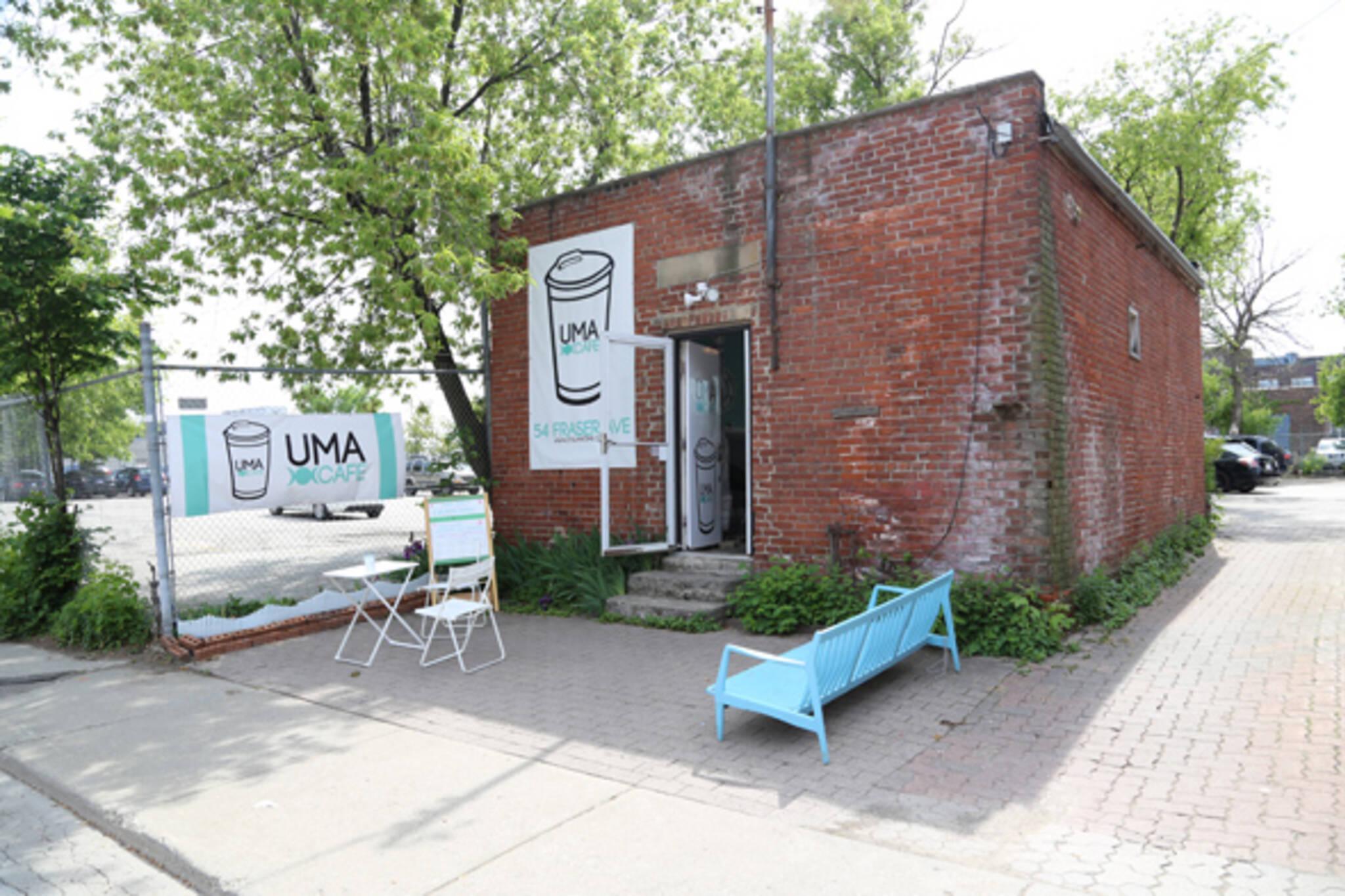Uma Cafe Toronto