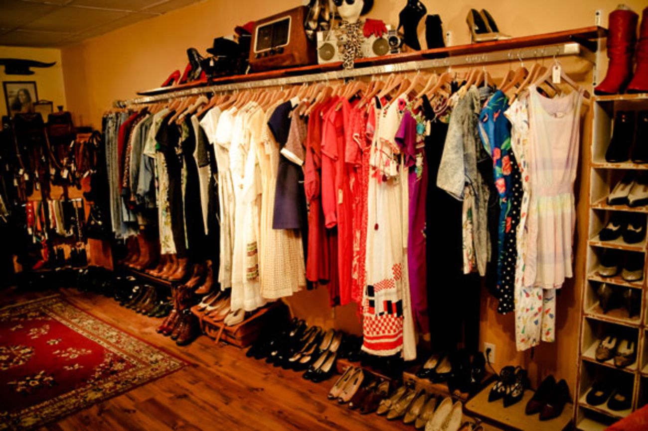 Penny clothing store