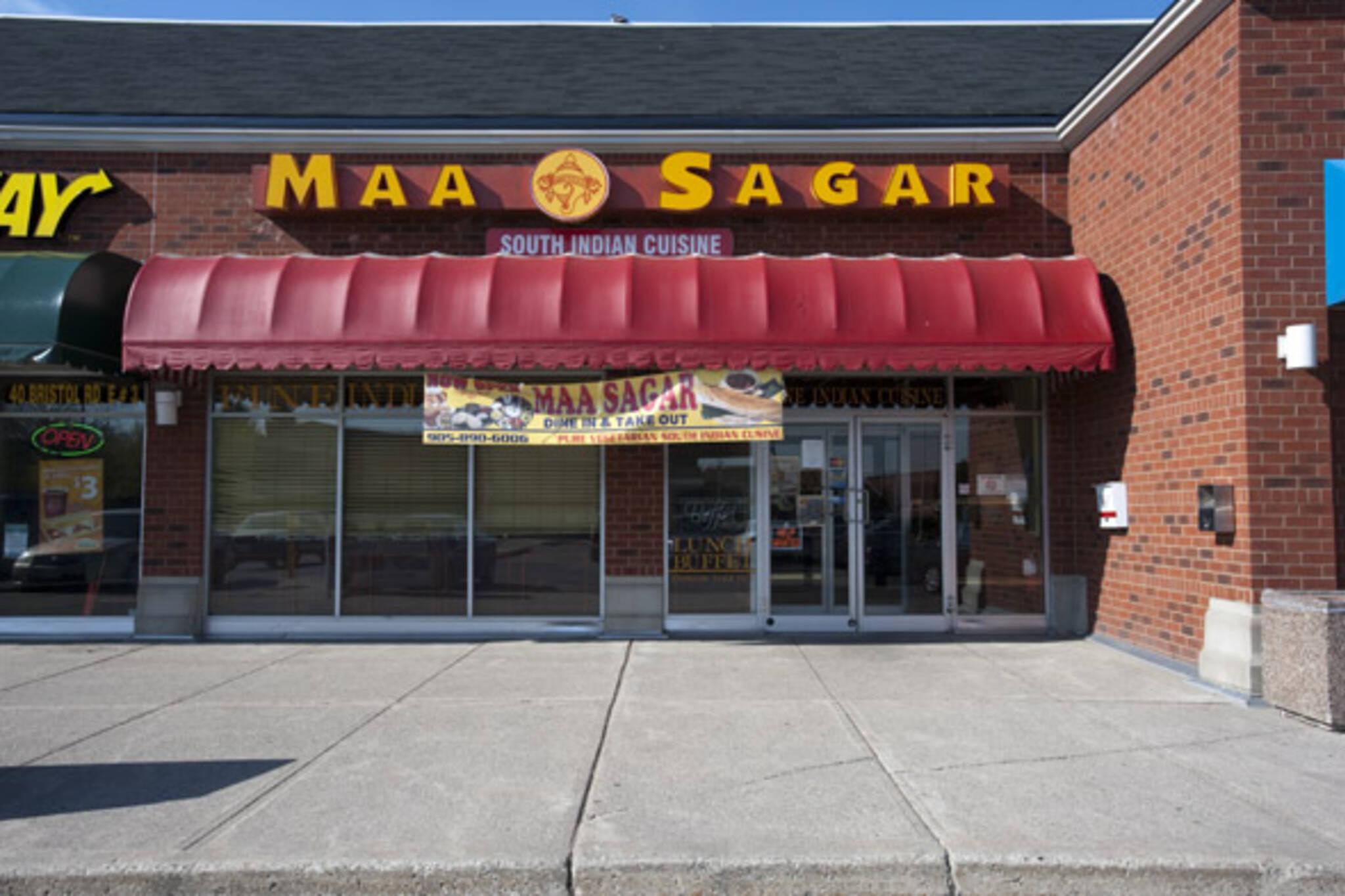 Maa sagar blogto toronto for Agra fine indian cuisine reviews