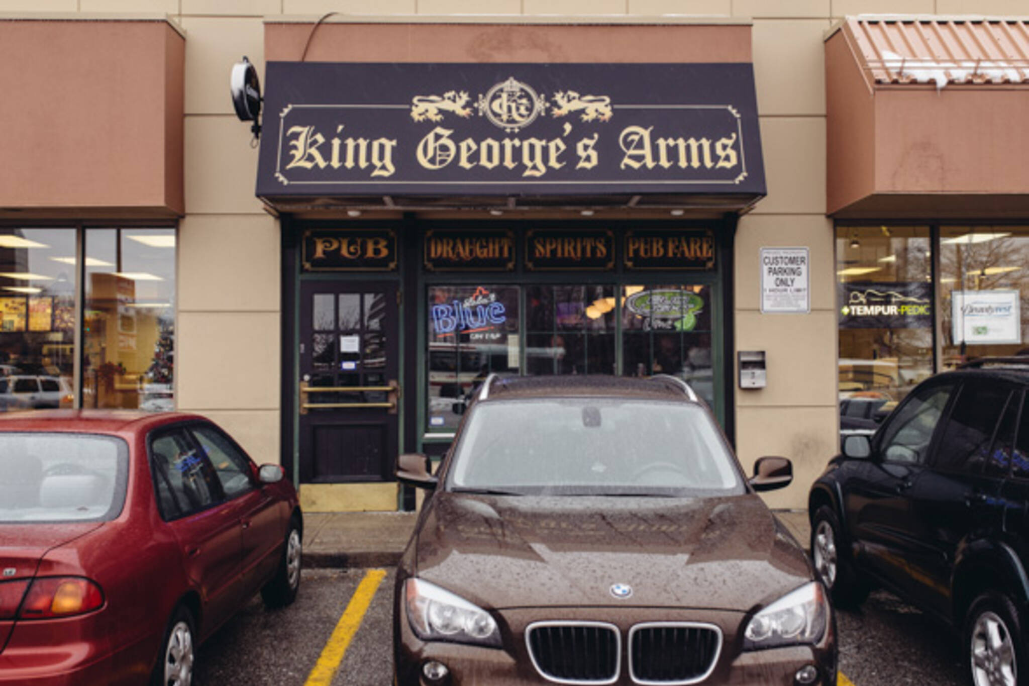 King Georges Arms