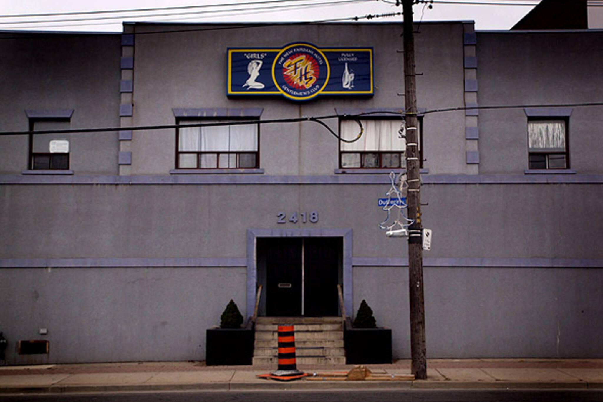 backstage theatre Toronto