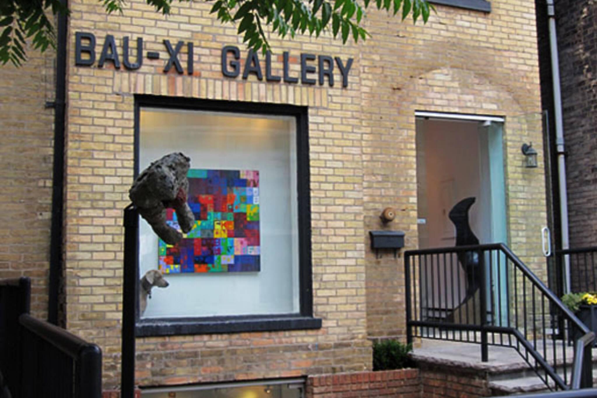 Bau Xi Contemporary Art Gallery Toronto