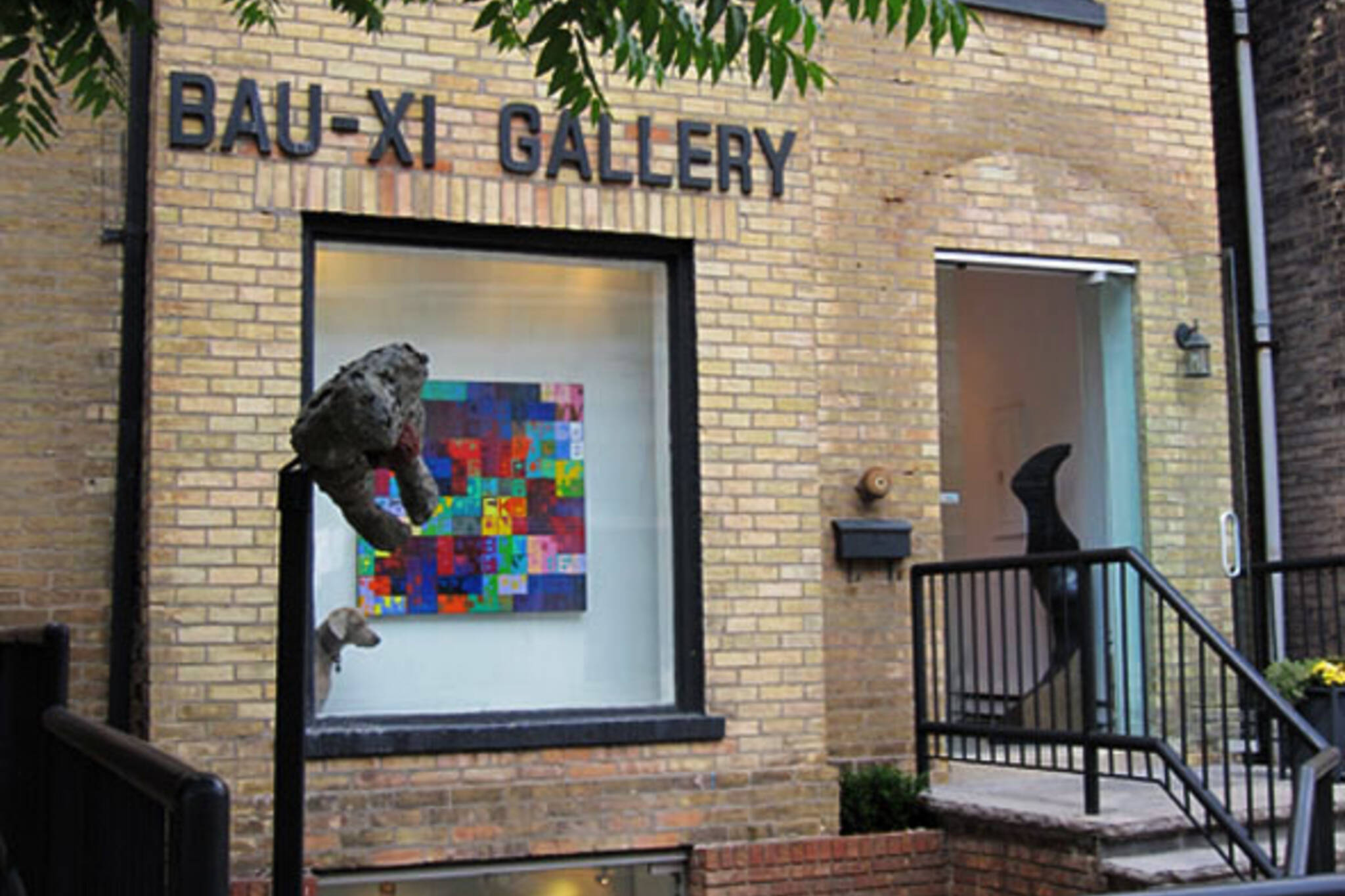 Bau Xi Contemporary Art Gallery Toronto