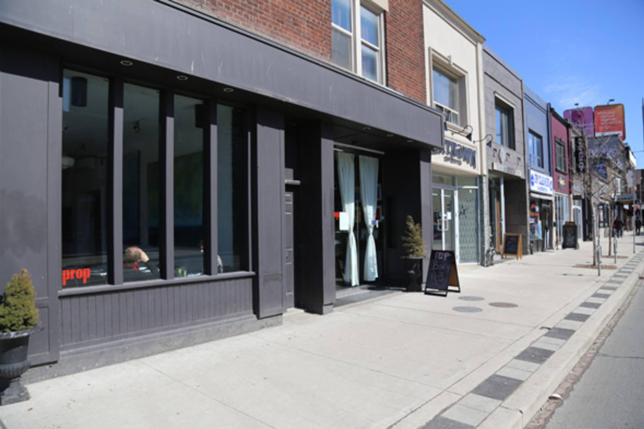 PROP Restaurant Toronto