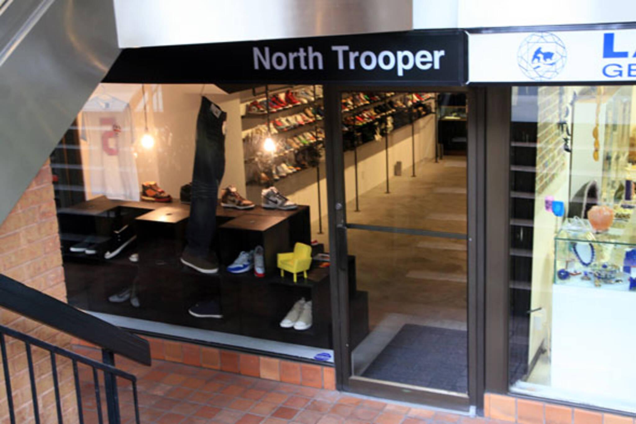 North Trooper