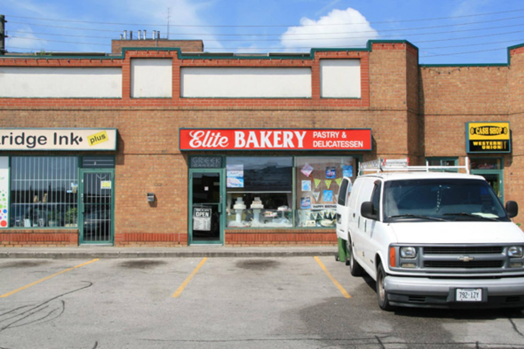 Elite Bakery Toronto