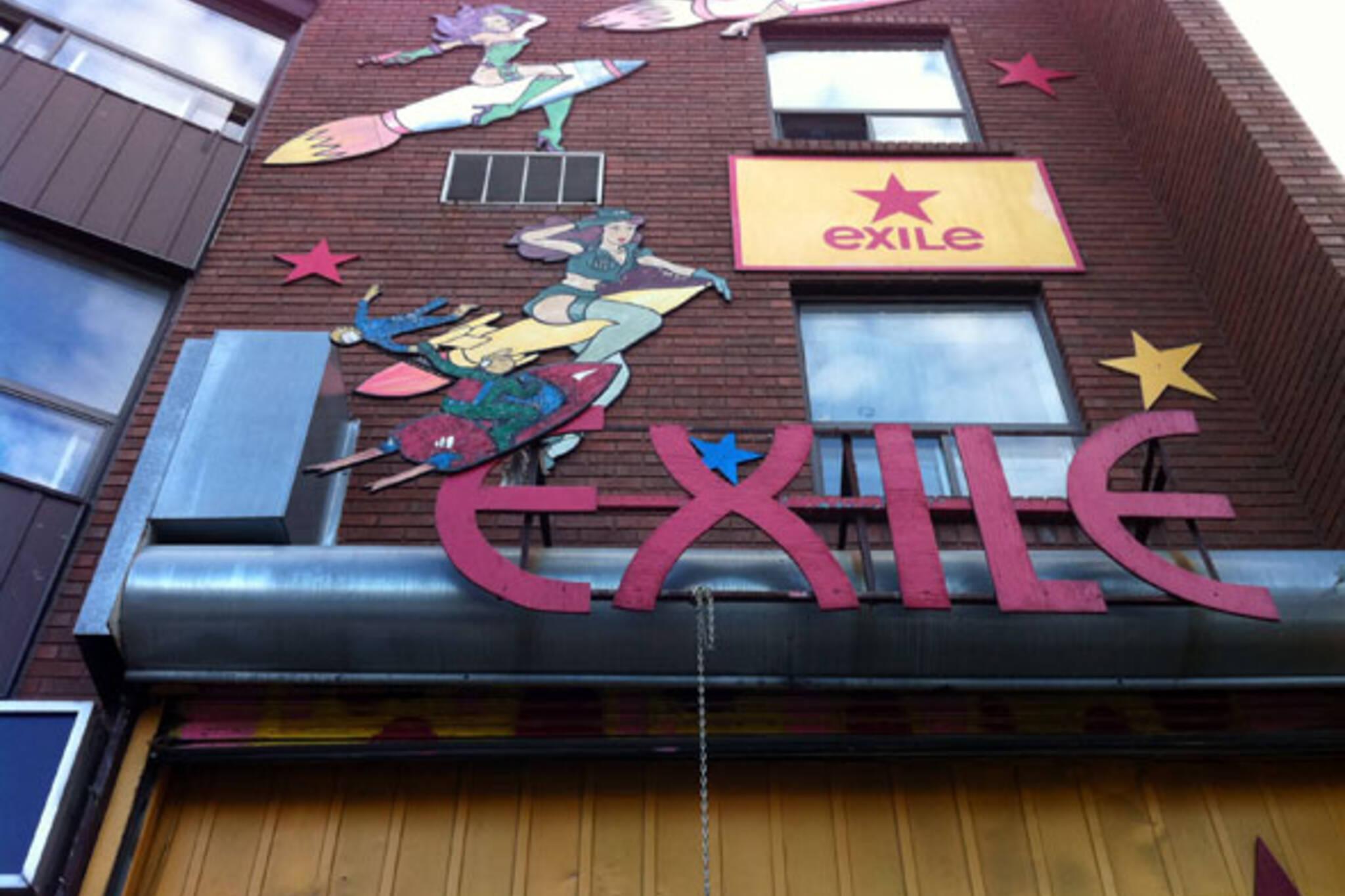 Exile Toronto