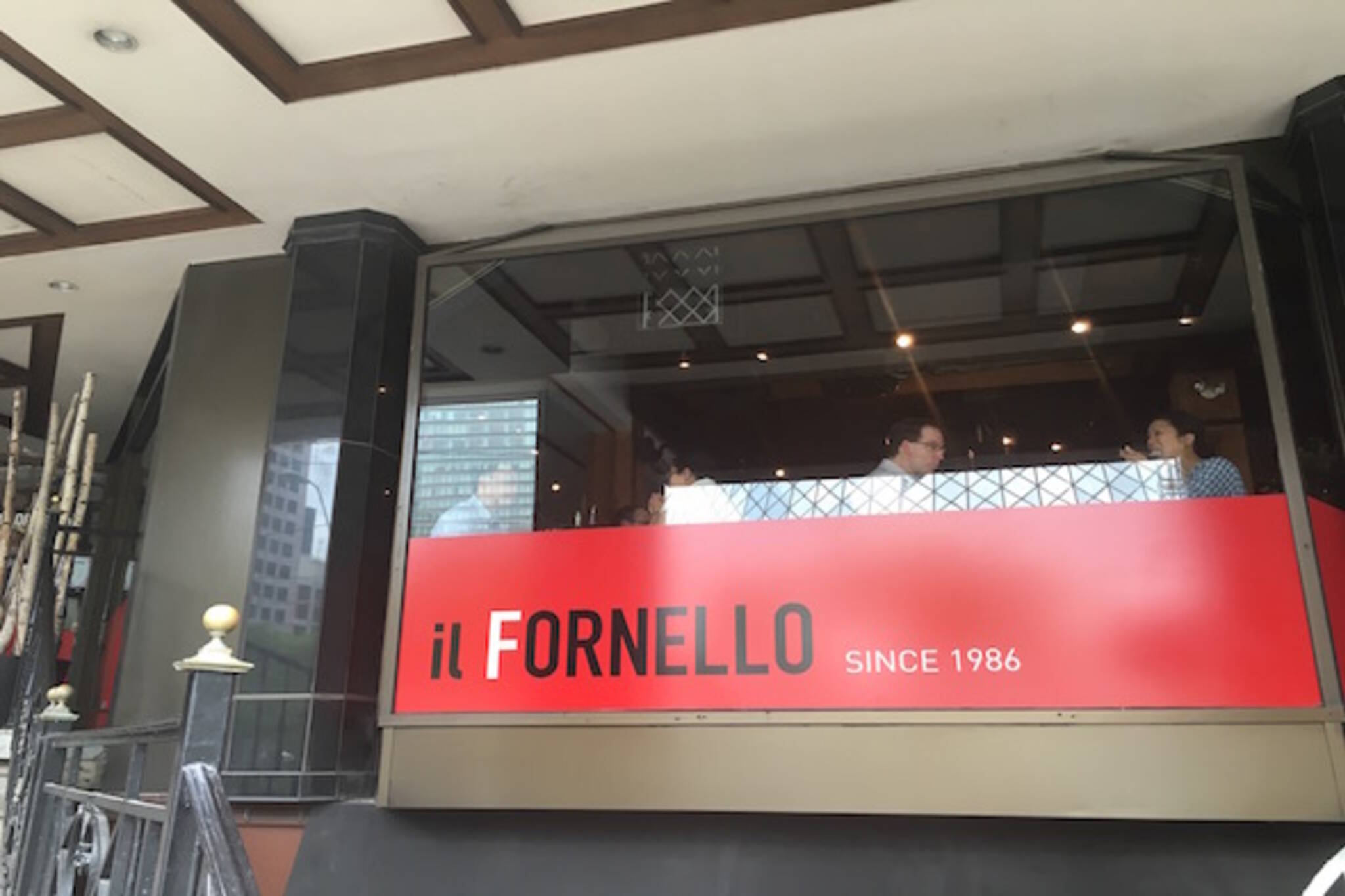 Il Fornello King West Toronto