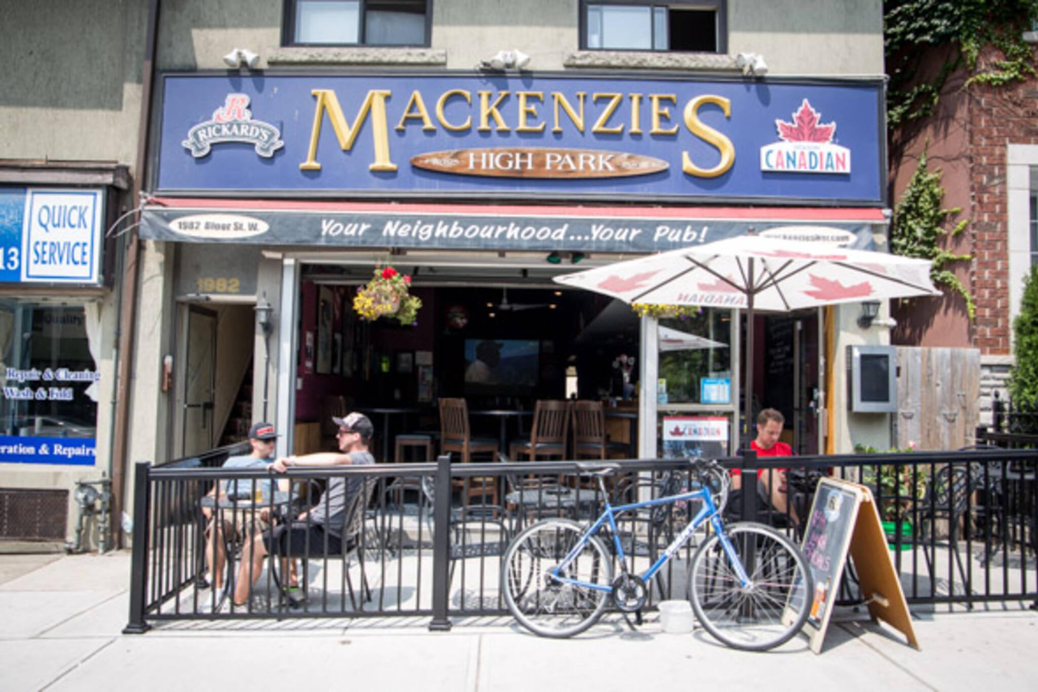 Mackenzies Toronto