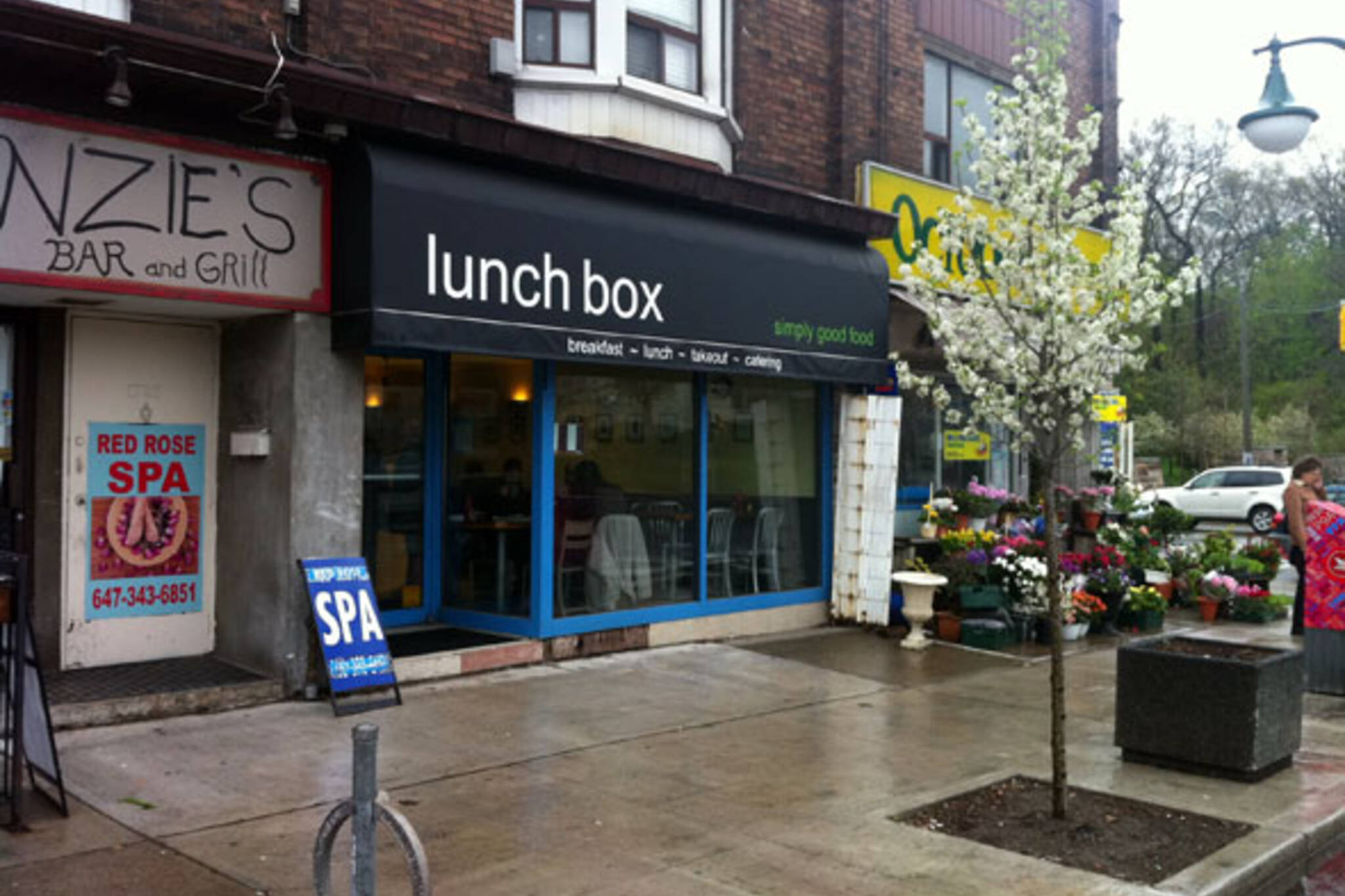 Lunch Box Toronto