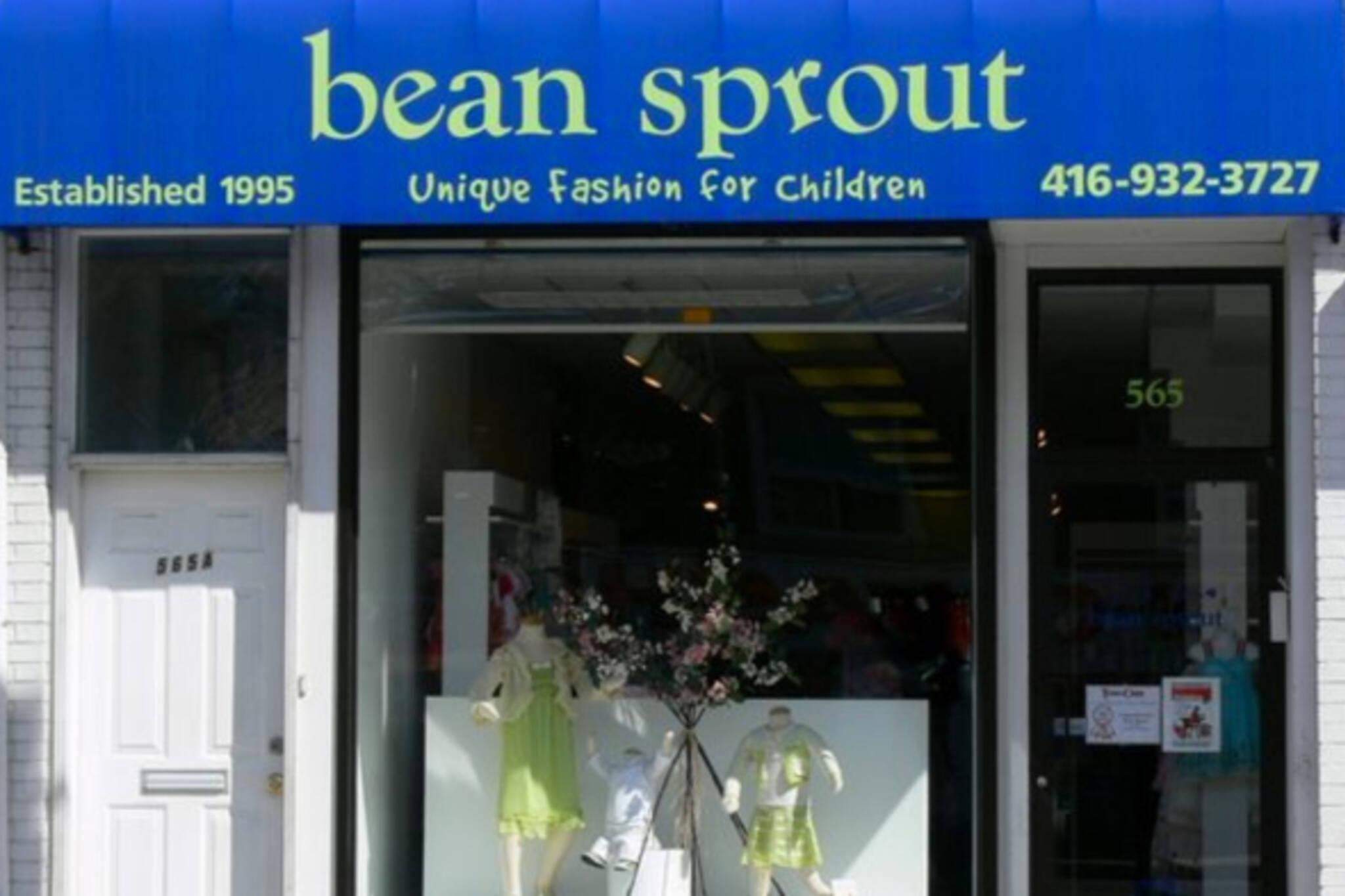 bean sprout toronto